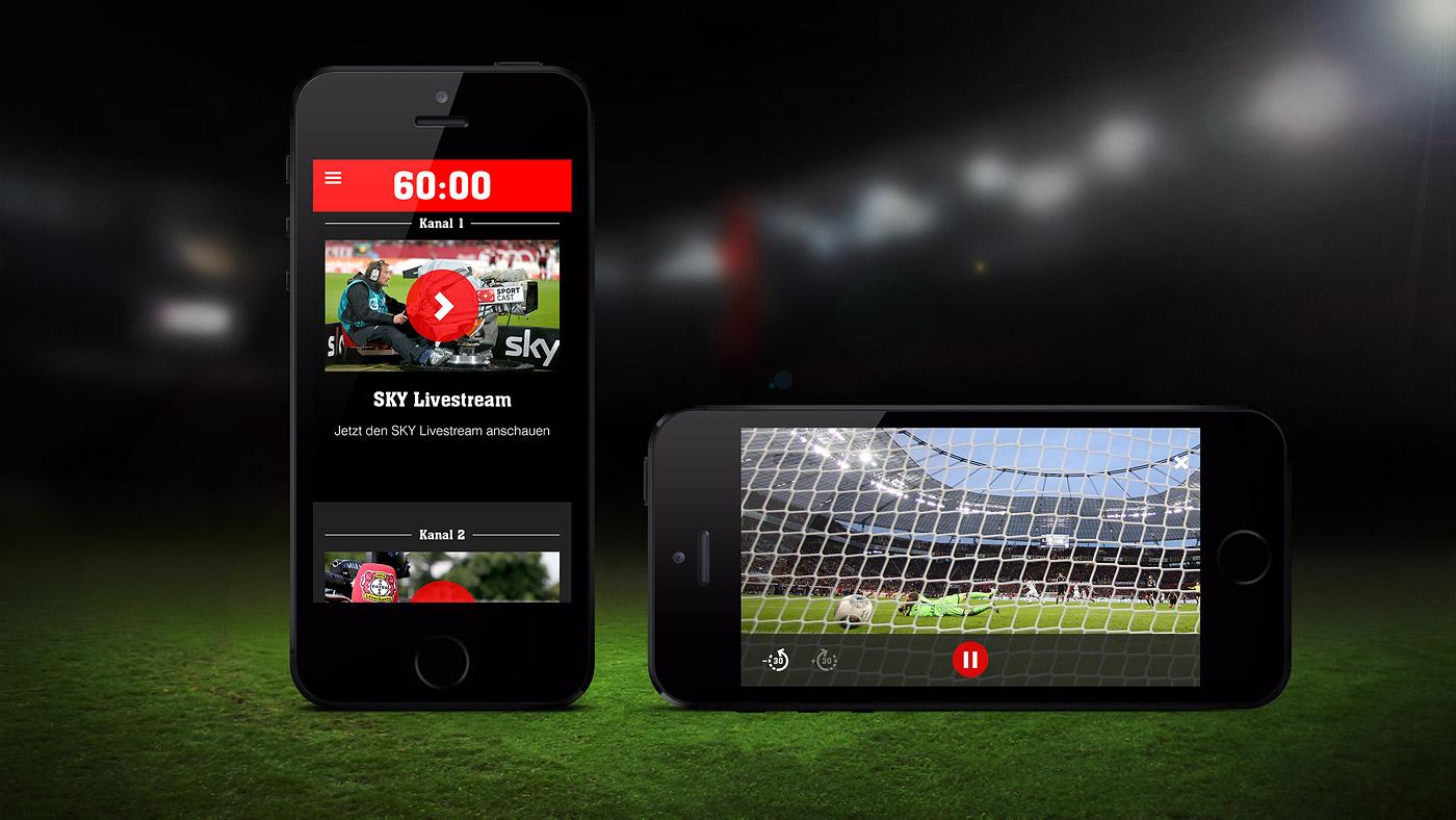 Bayer 04 LIVE App