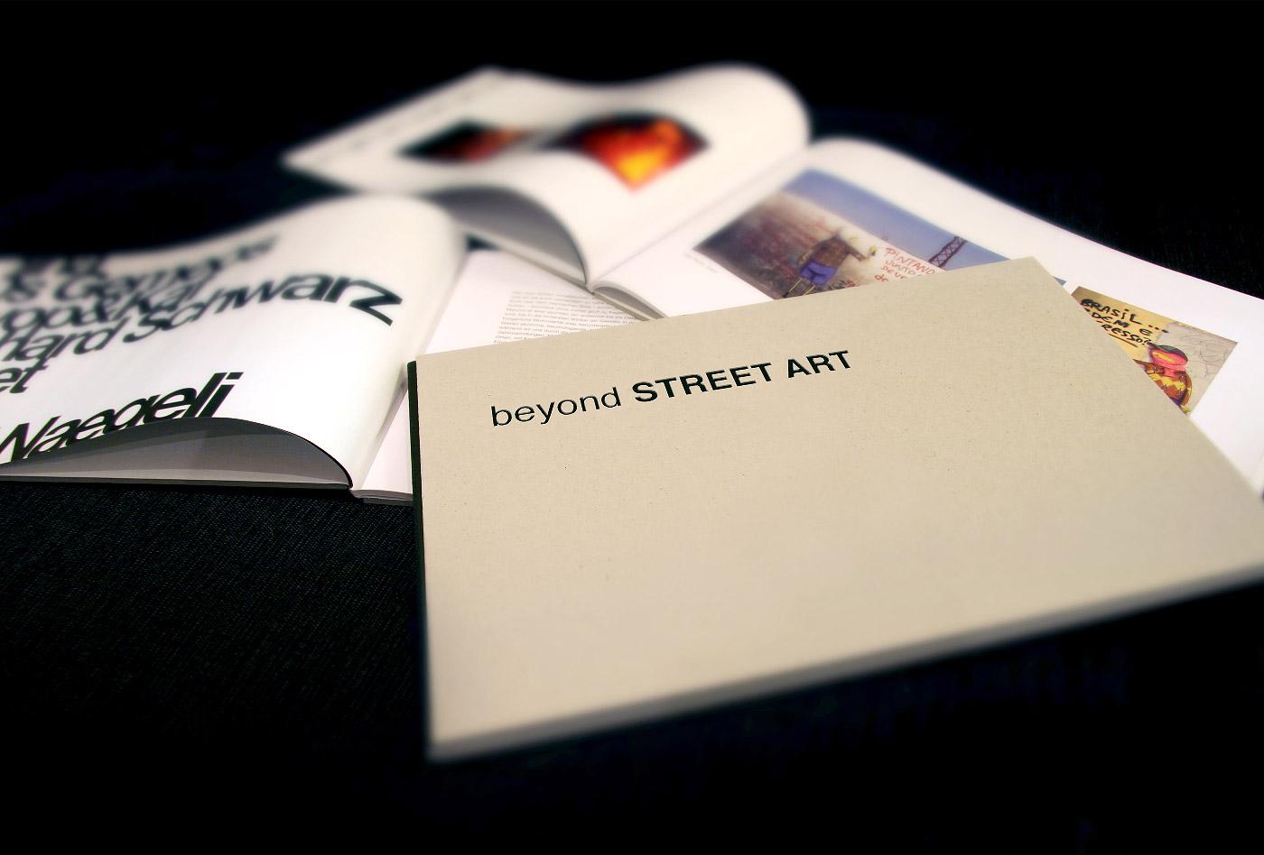 beyond Street Art