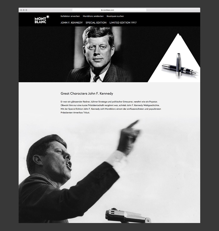 Montblanc JFK